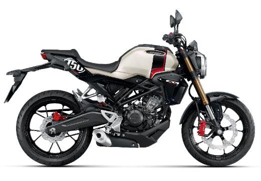 ฮอนด้า Honda-CB 150R MY19-ปี 2019