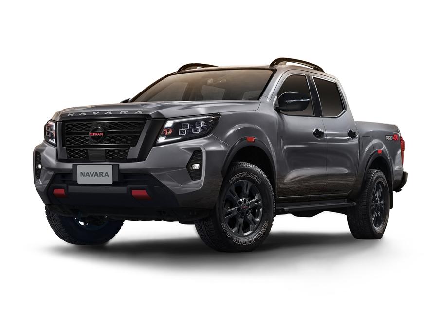 Nissan Navara PRO-4X 4WD 7AT ปี 2021 ราคา-สเปค-โปรโมชั่น