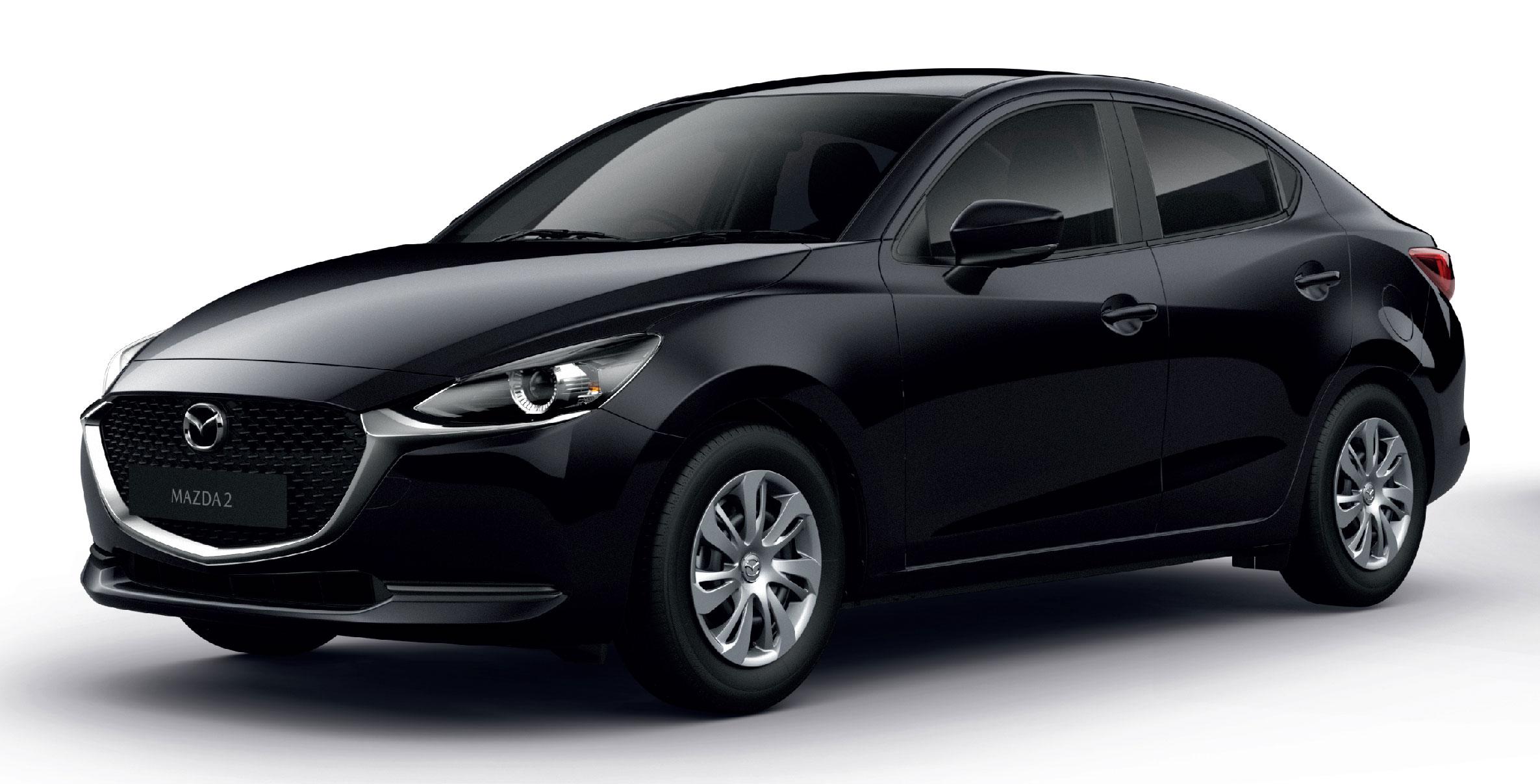 มาสด้า Mazda-2 1.3 E Sedan-ปี 2019