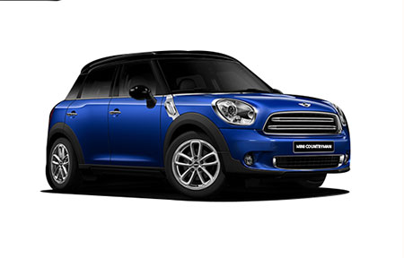 มินิ Mini-Countryman Cooper-ปี 2014