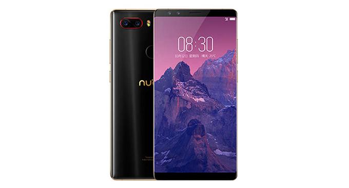 Nubia Z 17s 64GB ราคา-สเปค-โปรโมชั่น