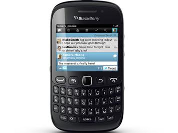 แบล็กเบอรี่ BlackBerry-Curve 9220