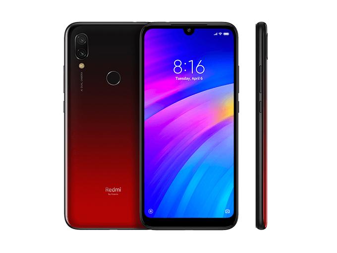 Xiaomi Redmi 7 ราคา-สเปค-โปรโมชั่น