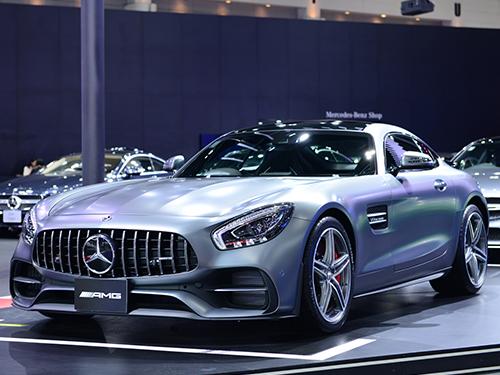 เมอร์เซเดส-เบนซ์ Mercedes-benz-AMG GTS-ปี 2018