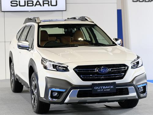 Subaru Outback 2.5 i-T Eyesight 4WD ปี 2021 ราคา-สเปค-โปรโมชั่น