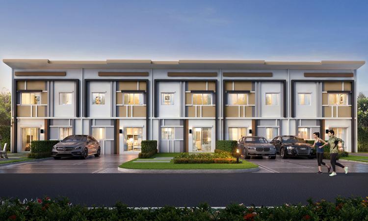 ลลิลทาวน์ ไลโอ บลิสซ์ 3 บางนา - สุวรรณภูมิ (Lalin Town Lio Bliss 3 Bangna - Suvarnabhumi) ราคา-สเปค-โปรโมชั่น