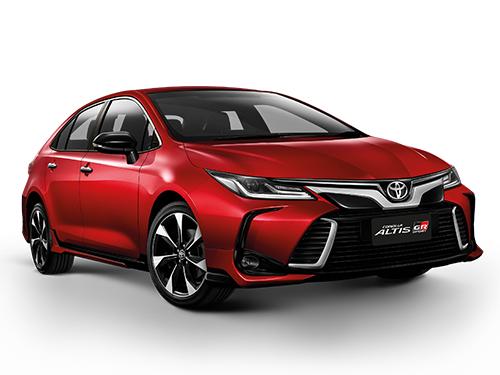 Toyota Altis (Corolla) GR Sport ปี 2019 ราคา-สเปค-โปรโมชั่น