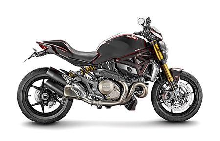 ดูคาติ Ducati-Monster 821 Dark-ปี 2015