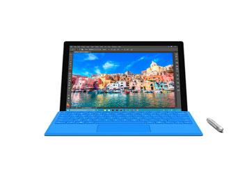 Microsoft Surface Pro 4 Core i5 4GB/128GB (CR5-00012) ราคา-สเปค-โปรโมชั่น