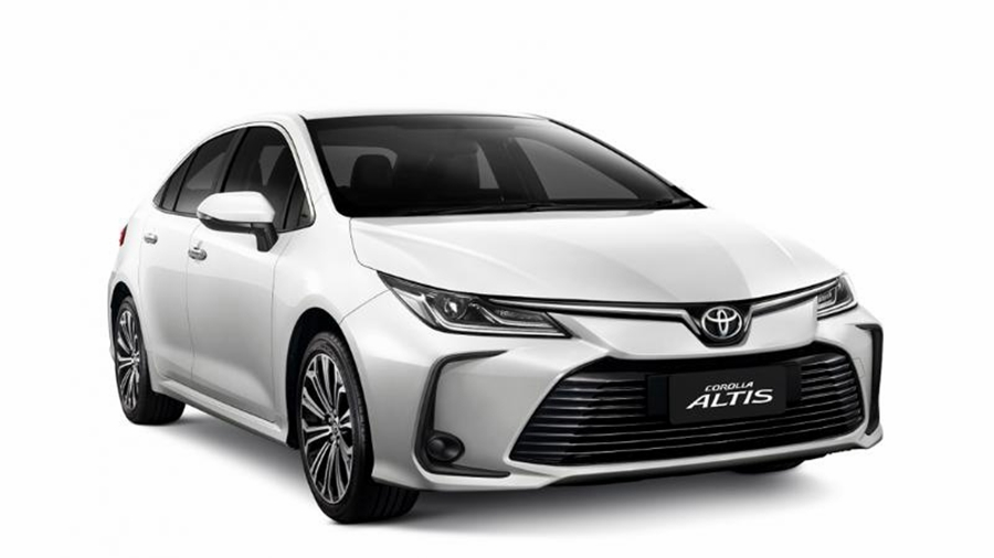 Toyota Altis (Corolla) 1.8 Sport ปี 2021 ราคา-สเปค-โปรโมชั่น