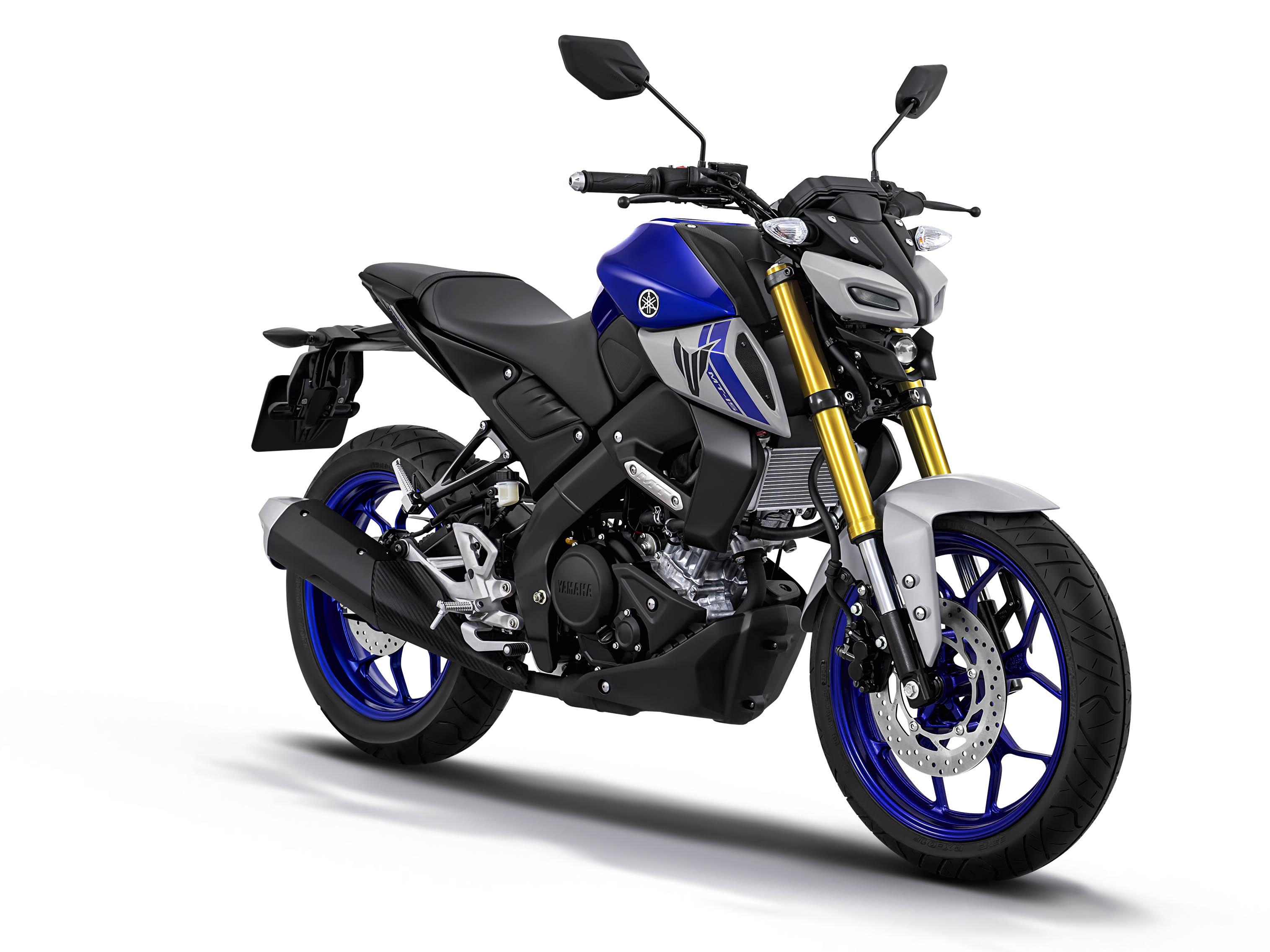 Yamaha MT-15 ทุกรุ่นย่อย