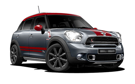 มินิ Mini-Countryman Cooper SD ALL4 Park Lane-ปี 2015