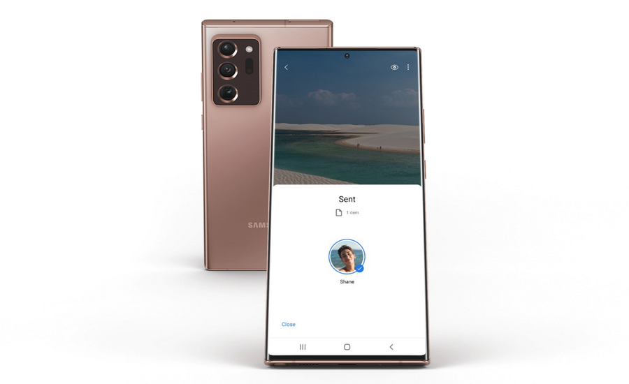 SAMSUNG Galaxy Note 20 Ultra 256GB ราคา-สเปค-โปรโมชั่น