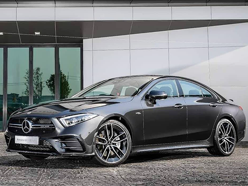 Mercedes-benz AMG CLS 53 4MATIC+ ปี 2019 ราคา-สเปค-โปรโมชั่น
