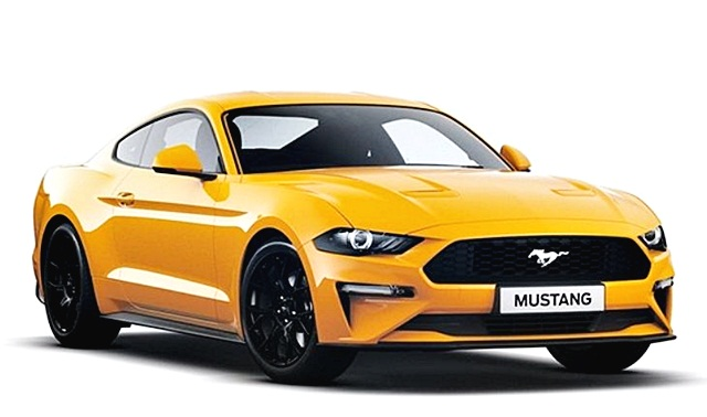 ฟอร์ด Ford-Mustang 5.0L V8 GT Coupe Performance Pack-ปี 2018