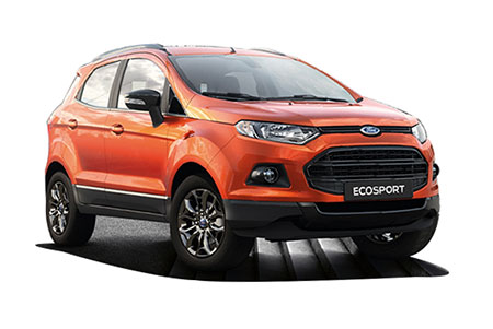 ฟอร์ด Ford-EcoSport 1.5 Trend AT Black Edition-ปี 2016