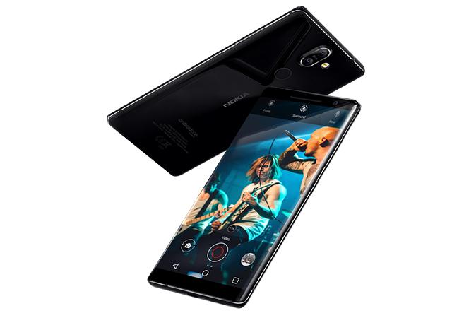 Nokia 8 Sirocco ราคา-สเปค-โปรโมชั่น