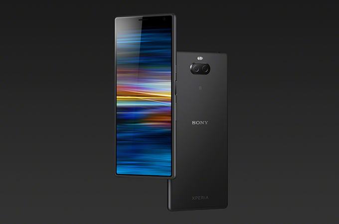 โซนี่ Sony-Xperia 10 Plus