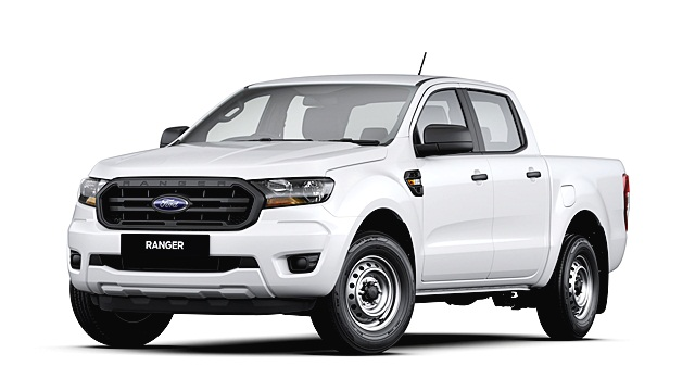 ฟอร์ด Ford-Ranger Double Cab XL 2.2L 4x2 6MT ABS-ปี 2019
