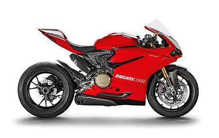 ดูคาติ Ducati-Panigale R (Standard)-ปี 2016