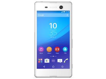 โทรศัพท์มือถือโซนี่ Sony Xperia M Logo