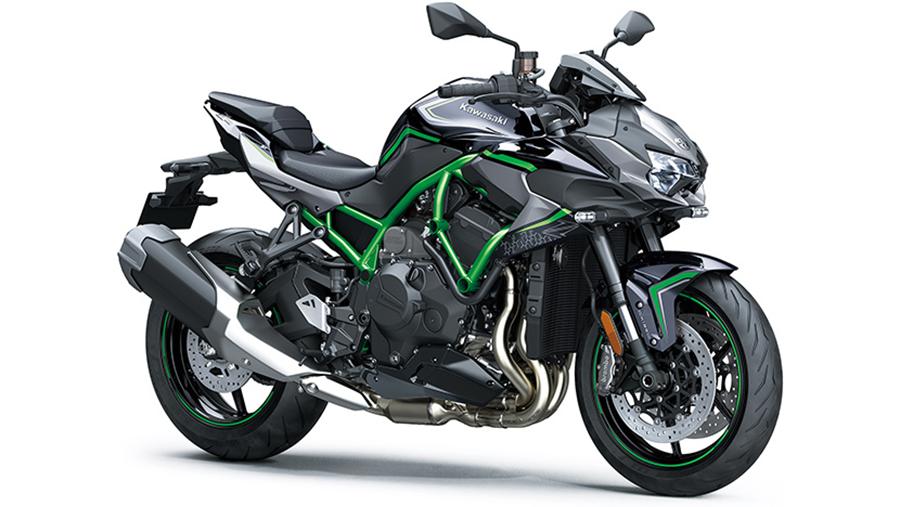 Kawasaki Z ทุกรุ่นย่อย