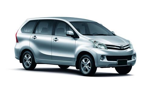 โตโยต้า Toyota-Avanza 1.5 E MT-ปี 2012