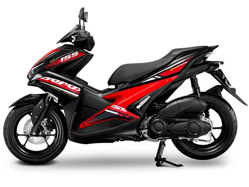 ยามาฮ่า Yamaha-Aerox 155 Standard MY19-ปี 2019