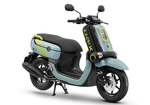 Yamaha QBIX Standard MY2019 ปี 2019 ราคา-สเปค-โปรโมชั่น