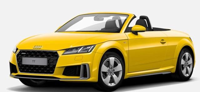 รถยนต์อาวดี้ Audi TT Logo
