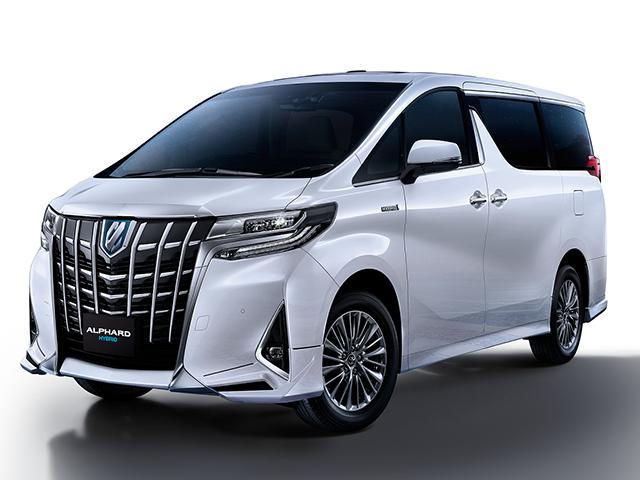 Toyota Alphard 2.5 Hybrid MY2020 ปี 2020 ราคา-สเปค-โปรโมชั่น