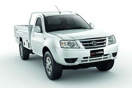 ทาทา TATA-Xenon Single Cab 150NX-Pert 4WD-ปี 2015