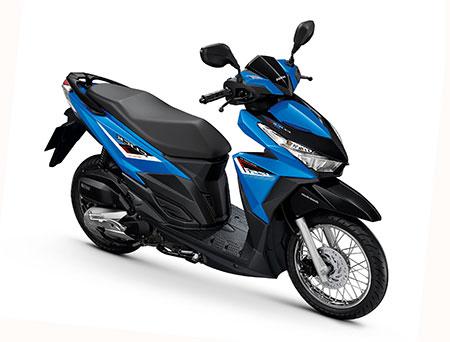 ฮอนด้า Honda-Click i 125i 2015 ACB125BTF TH-ปี 2015