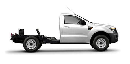 ฟอร์ด Ford-Ranger Standard Cab 3.2L SWB 4x4 w/TMS 6AT-ปี 2015