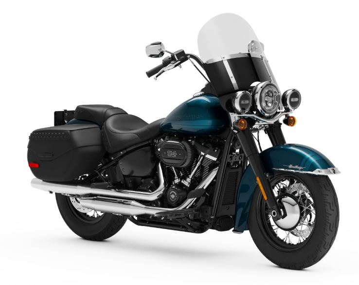 Harley-Davidson Softail Heritage Classic 114 MY20 ปี 2020 ราคา-สเปค-โปรโมชั่น