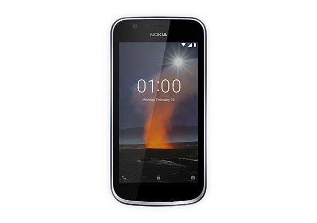 Nokia 1 Logo