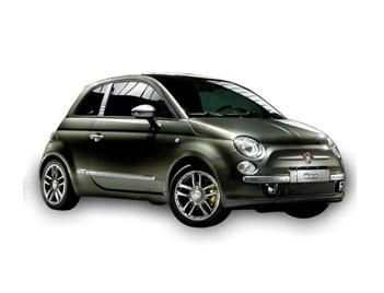 เฟียต Fiat-500 Limited by Diesel-ปี 2010