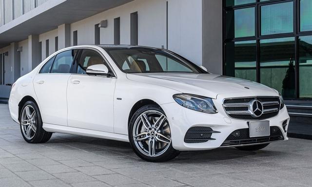 รถยนต์เมอร์เซเดส-เบนซ์ Mercedes-benz E-Class Logo