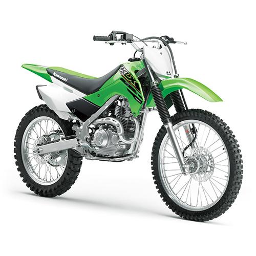 Kawasaki KLX 140 ปี 2021 ราคา-สเปค-โปรโมชั่น