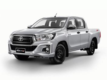 Toyota Revo Double Cab 4x2 2.4E ปี 2018 ราคา-สเปค-โปรโมชั่น