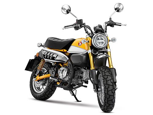 ฮอนด้า Honda-Monkey 125-ปี 2018