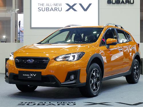 ซูบารุ Subaru-XV 2.0i-P MY2018-ปี 2017
