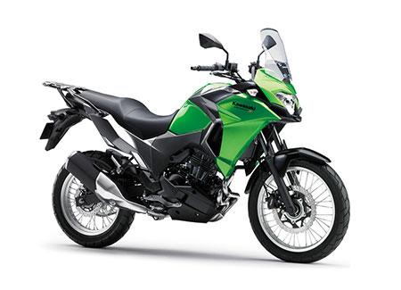 Kawasaki Versys X 300 ABS ปี 2021 ราคา-สเปค-โปรโมชั่น