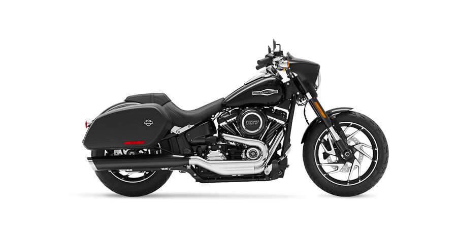 Harley-Davidson Softail Sport Glide ปี 2021 ราคา-สเปค-โปรโมชั่น