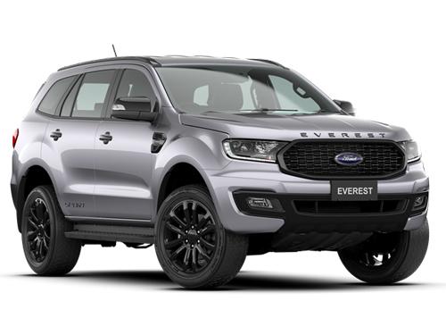 Ford Everest 2.0L Turbo Titanium Sport 4X2 10AT MY2020 ปี 2020 ราคา-สเปค-โปรโมชั่น