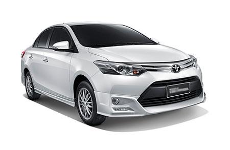 โตโยต้า Toyota-Vios Exclusive-ปี 2016