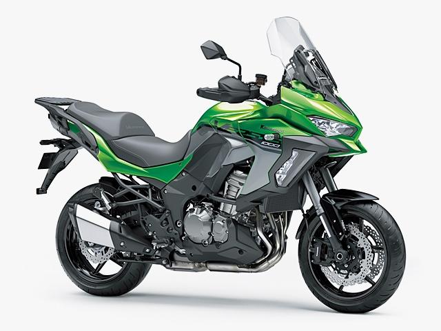Kawasaki Versys ทุกรุ่นย่อย