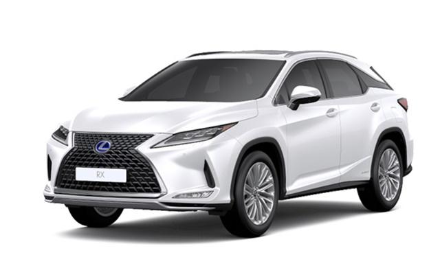 เลกซัส Lexus-RX 450h-ปี 2019
