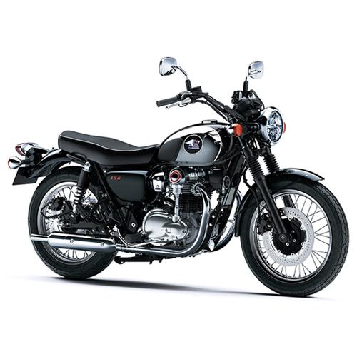 Kawasaki MEGURO ทุกรุ่นย่อย