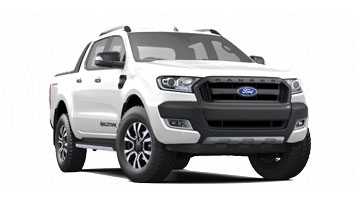 Ford Ranger Wildtrak Double Cab 2.2L HP 4x2 Hi-Rider 6AT ปี 2017